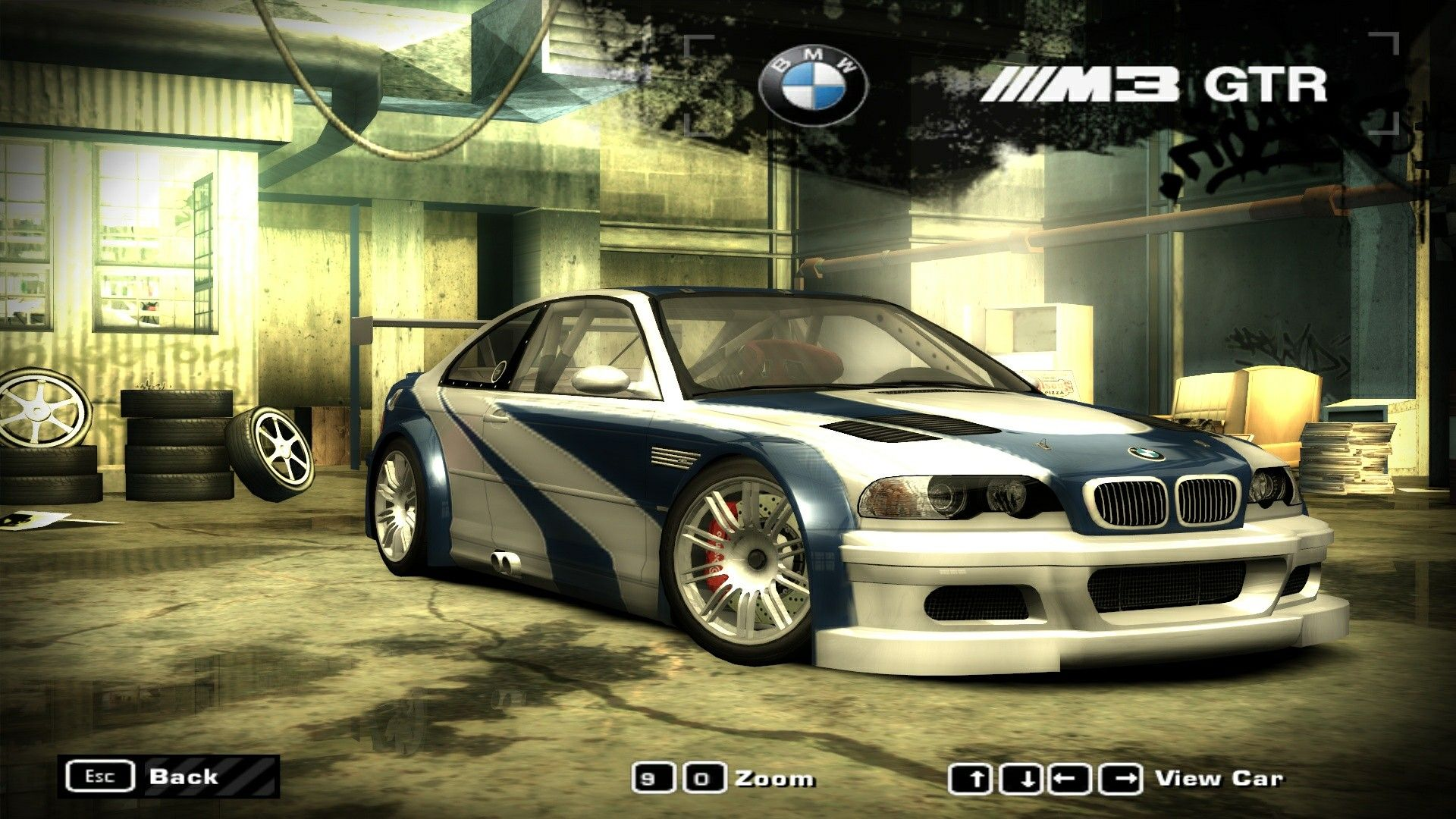 Need For Speed Most Wanted 2005 Bmw M3 Gtr Download Yellowbo